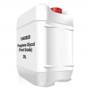 Product image for Propylene Glycol (Food Grade) – 20L