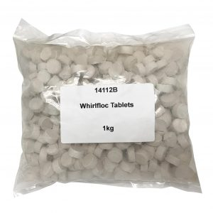 Product image for Whirlfloc Tablets
