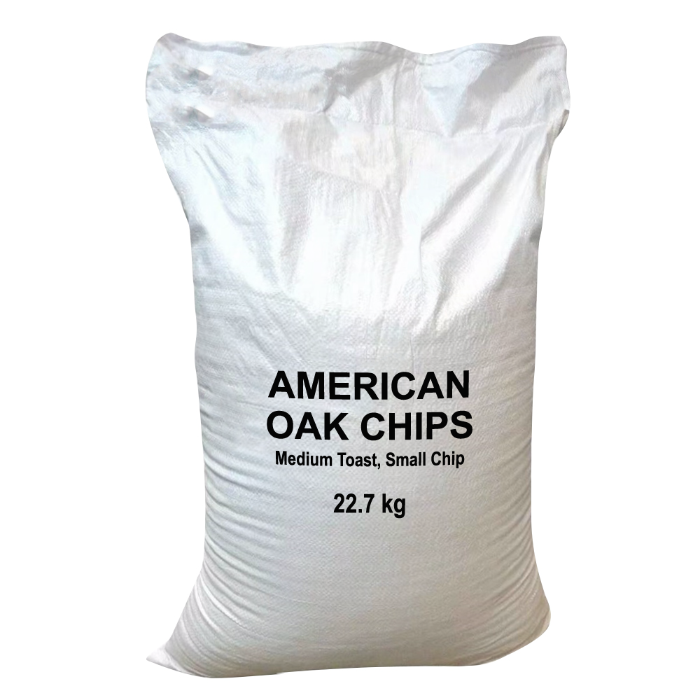 Product image for American Oak Chips, Medium Toast, Small Chip