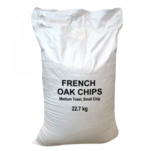 Product image for French Oak Chips, Medium Toast, Small Chip