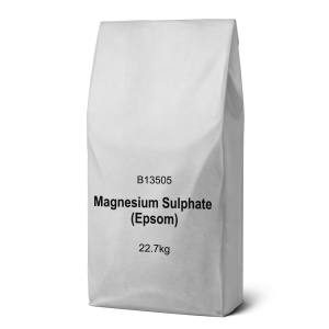 Product image for Magnesium Sulphate (Epsom)