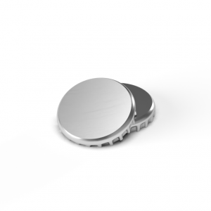 Product image for Silver Twist Caps (10,000)